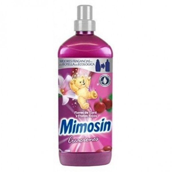 Mimosin Suavizante concentrado creaciones flores de tiare & frutos rojos 1.334 l