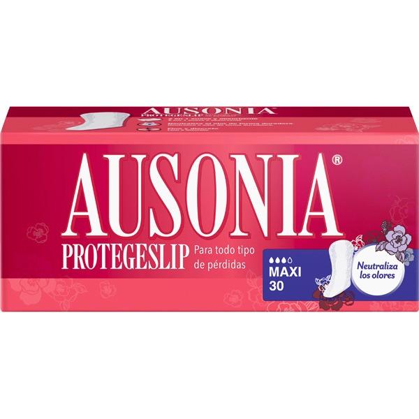 Ausonia protegeslip  maxi 30 u.