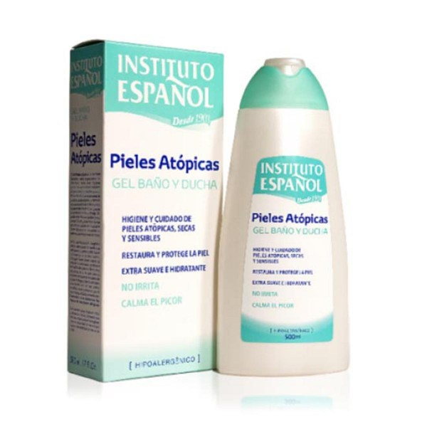 Instituto español pieles atopicas gel 500ml