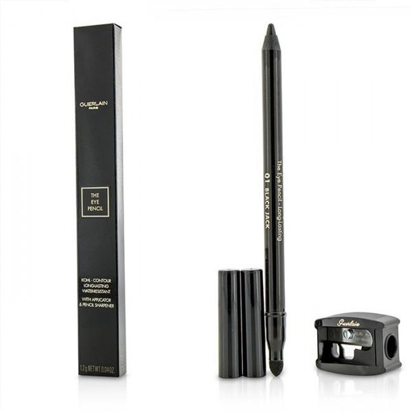 Guerlain eye pencil 01 black jack