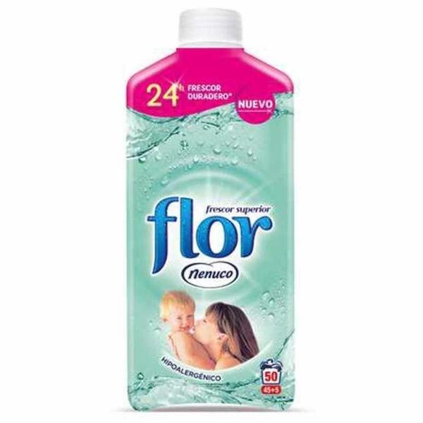 Flor Suavizante Nenuco 45 + 8 dosis
