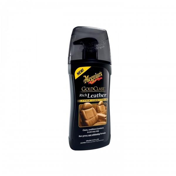 Meguiar's Limpiador y acondicionador para piel GoldClass