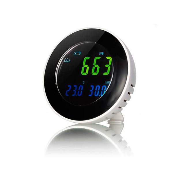 Bresser monitor co2 y calidad del aire inv