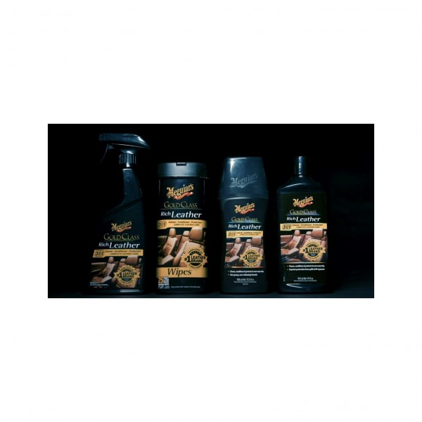 Meguiar's Gold Class Rich Leather Spray