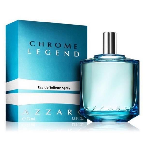 Loris azzaro chrome legend eau de toilette pour homme 75ml vaporizador
