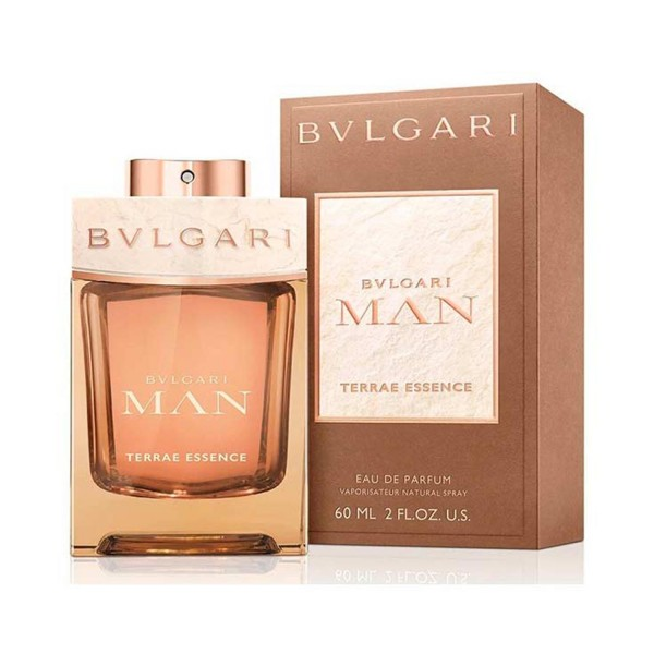 Bvlgari man terrae essence eau de parfum 60ml vaporizador